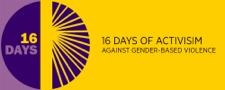 GBV campaign logo